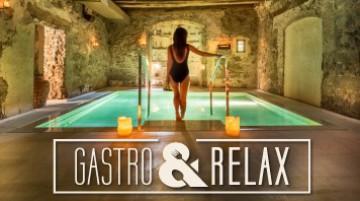 """GASTRO & RELAX """"MASAJE 30'"""""""